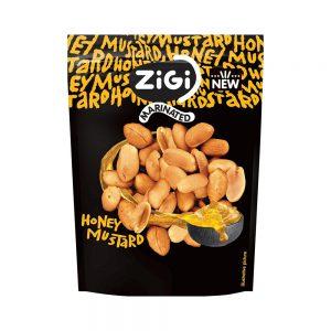 Σνακ Φυστίκι Zigi Marinated Peanuts Honey Mustard 70g
