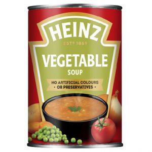 Σούπα Έτοιμη Heinz Vegetable Soup 400g
