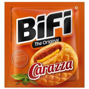 Σνακ Σαλάμι Σε Ψωμάκι Με Σάλτσα Πίτσας Και Τυρί BiFi The Original Pizza Carazza 40g