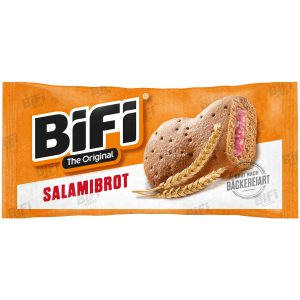 Σνακ Σαλάμι Σε Ψωμάκι BiFi The Original Salami Bread 55g