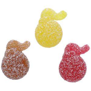 Καραμέλες Ζελεδάκια Φρούτων Χωρίς Γλουτένη Chupa Chups Sour Infernals Jelly Glutten Free 150g