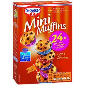 Μείγμα για Μάφιν Dr. Oetker Mini Muffins Mix 270g