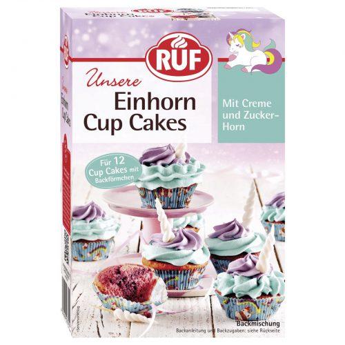 Μείγμα για Καπκέικ Ruf Einhorn Cupcake Mix 365g
