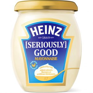 Μαγιονέζα Heinz Seriously Good Mayonnaise Sauce 480ml