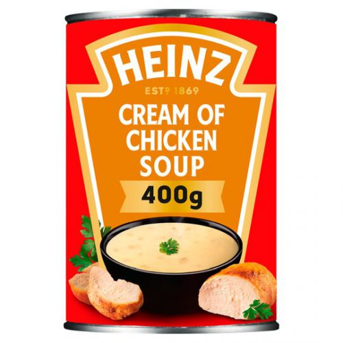 Σούπα Έτοιμη Heinz Cream of Chicken Soup 400g