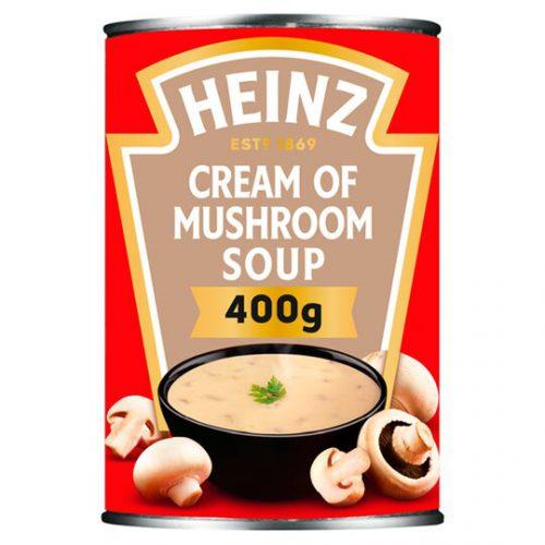 Σούπα Έτοιμη Heinz Cream of Mushroom Soup 400g