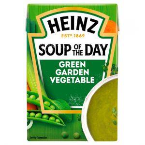 Σούπα Έτοιμη Heinz Soup of The Day Green Garden Vegetable 400g