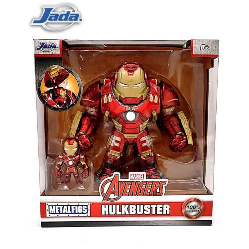 Φιγούρες Jada Marvel Avengers Hulkbuster Metalfigs with Removable Iron Man