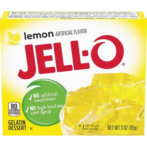 Ζελέ Λεμόνι Επιδόρπιο Jello Lemon Gelatin Dessert 85g