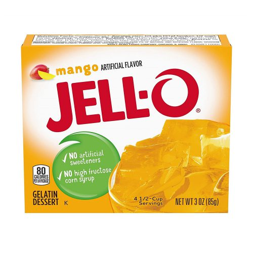 Ζελέ Μάνγκο Επιδόρπιο Jello Mango Gelatin Dessert 85g