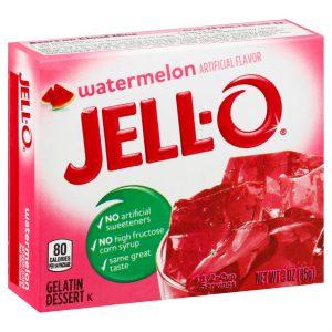 Ζελέ Καρπούζι Επιδόρπιο Jello Watermelon Gelatin Dessert 85g