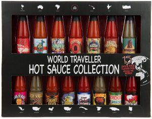 Συλλογή Καυτερές Σάλτσες Modern Gourmet Foods World Traveller Hot Sauce Collection 720g