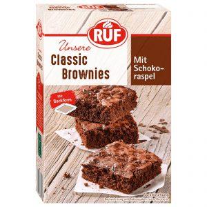 Μείγμα για Μπράουνις Ruf Classic Brownie Mix 366g