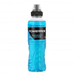 Ισοτονικό Αθλητικό Ποτό Powerade Isotonic Sports Drink Mountain Blast 500ml