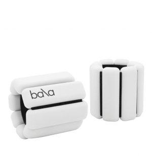 Βάρη Άκρων Λευκά Bala Bangles White Ankle And Wrist Weights 2x453g