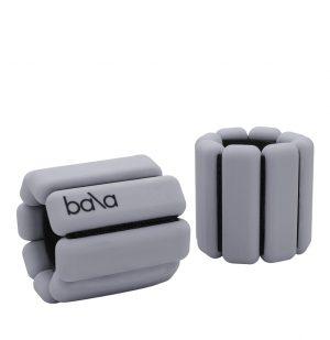 Βάρη Άκρων Γκρι Bala Bangles Grey Ankle And Wrist Weights 2x453g