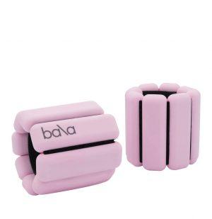 Βάρη Άκρων Ροζ Bala Bangles Blush Ankle And Wrist Weights 2x453g
