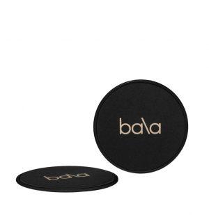 Δίσκοι Ολίσθησης Μαύροι Bala Sliders Black 2×17.78cm