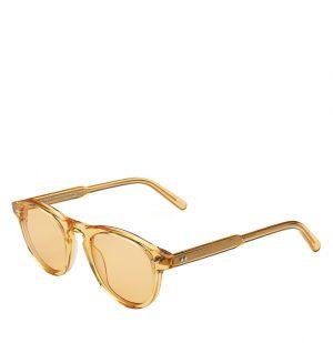 Γυαλιά Ηλίου Κίτρινο διάφανο Chimi 002 Round Frame Mango Clear