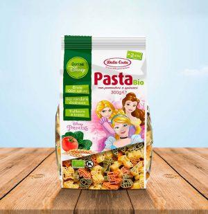 Παιδικά Ζυμαρικά Βιολογικά Dalla Costa Disney Kitchen Pasta Bio Princess 300g
