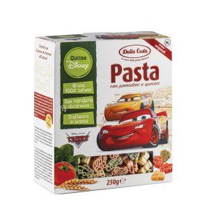 Παιδικά Ζυμαρικά Dalla Costa Disney Kitchen Pasta Cars 250g