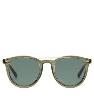 Γυαλιά Ηλίου Le Specs Round Khaki