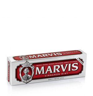 Οδοντόκρεμα Με Κανέλα Μέντα Και Ξυλιτόλη Marvis Cinnamon Mint Toothpaste With Xylitol 85ml