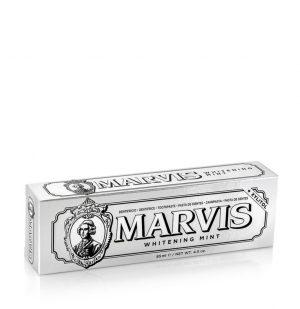 Οδοντόκρεμα Λεύκανσης Με Μέντα Και Ξυλιτόλη Marvis Whitening Mint Toothpaste  With Xylitol 85ml