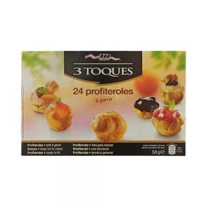 Μίνι Προφιτερόλ 3 Toques 24 Profiteroles 58g