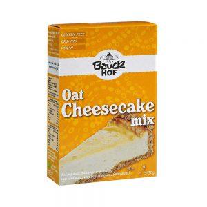 Μείγμα για Τσιζκέικ Organic Vegan Bauckhof Oat Cheesecake Cake Mix 430g