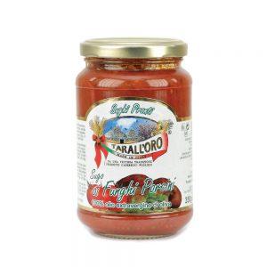Σάλτσα Ντομάτας με Μανιτάρια Πορτσίνι Tarall Oro Sugo with Porcini Mushrooms 350g