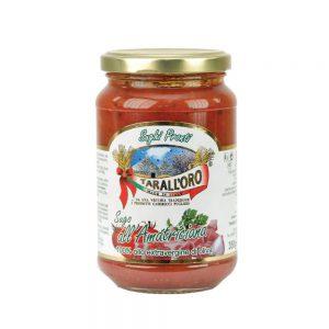 Σάλτσα Ντομάτας με Μπέικον Tarall Oro Sugo Amatriciana 350g