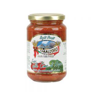 Σάλτσα Ντομάτας με Γογγύλια Tarall Oro Sugo with Turnips 350g