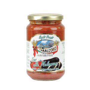 Σάλτσα Ντομάτας με Μελιτζάνα Tarall Oro Sugo with Aubergine 350g