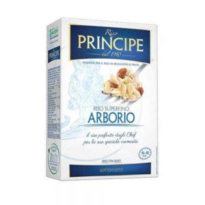Ρύζι Αρμπόριο για Ριζότο Principe Arborio Rice 1kg
