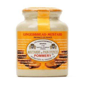 Μουστάρδα με Gingerbread Pommery Gingerbread Mustard 250g
