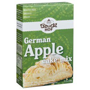 Μείγμα για Κέικ Organic Vegan Bauckhof Apple German Cake Mix 250g