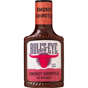 Σάλτσα Bulls Eye Smokey Chipotle Hot BBQ Sauce 300ml
