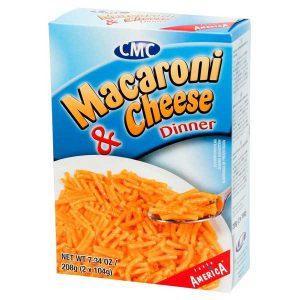 Γεύμα Μακαρoνάκι με Τυρί Cmc Macaroni and Cheese Dinner Taste America 208g