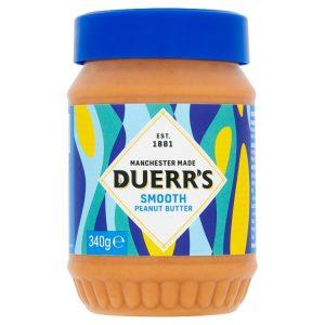 Φυστικοβούτυρο Κρεμώδες Duerrs Smooth Peanut Butter 340g