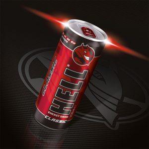 Ενεργειακό Ποτό Hell Classic Energy Drink 250ml
