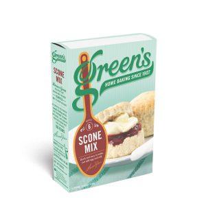 Μείγμα για Κέικ Greens Scone Mix Home Baking 280g
