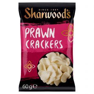 Τσιπς Γαρίδας Sharwoods Prawn Crackers 60g