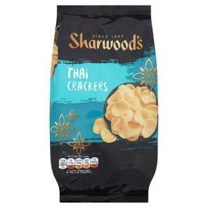 Τσιπς Ταυλανδέζικα Sharwoods Thai Crackers 60g