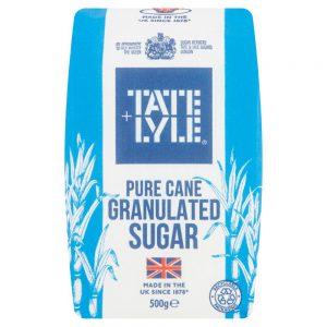 Ζάχαρη Λευκή Κρυσταλλική Tate and Lyle Pure Cane Granulated Sugar 500g