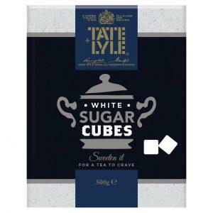 Λευκή Ζάχαρη Κυβάκια Tate and Lyle White Sugar Cubes 500g