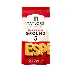 Καφές Taylors of Harrogate Espresso Ground 5 Coffee 227g