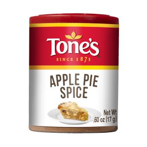 Μείγμα Μπαχαρικών για Μηλόπιτα και Ζύμες Tones Apple Pie Spice 17g