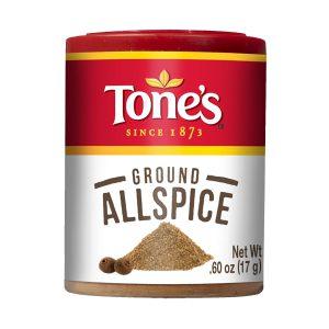 Αλεσμένο Μπαχάρι Tones Ground Allspice 17g