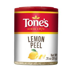 Φλούδα Λεμονιού Tones Lemon Peel 17g